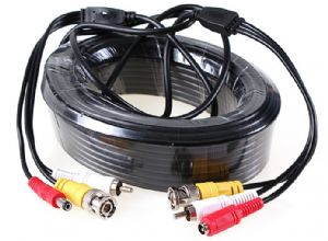10 metre power signal audio CCTV cable